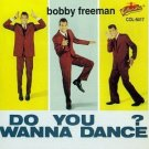 bobby freeman - do you wanna dance? CD 1991 rhino collectables 12 tracks used mint