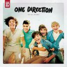 one direction - up all night CD 2012sony syco 13 tracks used mint