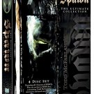 spawn - the ultimate collection DVD 4-discs 1999 HBO used mint