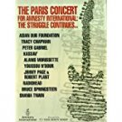 paris concert for amnesty international DVD 1999 image used mint