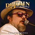 dr. john - all by hisself live at the lonestar CD + DVD 2003 hyena skinji brim 11 tracks used mint
