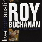 roy buchanan - live from austin - austin city limits DVD 2008 new west 5 tracks used