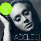 adele - 21 target deluxe edition CD 2-discs 2011 sony used mint