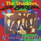 the shadows - greatest hits CD 1990 carnaby 16 tracks used mint