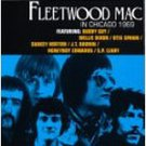 fleetwood mac - in chicago 1969 CD 2-discs 1994 sire blue horizon used mint