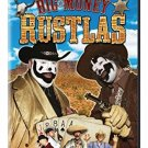 bog money rustlas - insane clown posse + twiztid DVD 2010 psychopathic R used mint