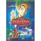 peter pan - 2-disc platinum edition DVD 2007 disney used mint