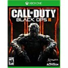 call of duty black ops III standard edition xbox one M used mint