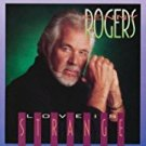 kenny rogers  love is strange CD 1990 reprise wea 10 tracks used mint