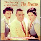 browns - the best of the browns 1954 - 1967 CD black tulip 30 tracks used mint