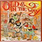 old & in the way - garcia grisman rowan clements & kahn CD 1996 round GD arista 10 tracks used