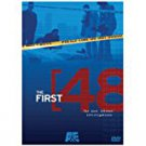 the first 48 - the most intense investigations DVD 2-discs 2006 A&E 315 minutes used mint