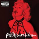 madonna - rebel heart deluxe edition CD 2-discs 2014 interscope boy toy used mint