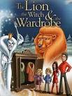 the lion the witch & the wardrobe - c.s. lewis DVD animated 2003 distinguished 95 mins used