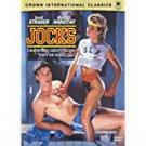jocks - scott strader + mariska hargitay DVD 2006 BCI eclipse used mint