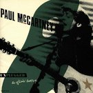 paul mccartney - unplugged the official bootleg #114181 CD 1991 MPL capitol 17 tracks used