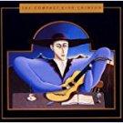 king crimson - cmpact king crimson CD 1986 EG 12 tracks used mint