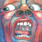 king crimson - in the court of crimson king HDCD original master edition 2004 DGM 5 tracks used mint