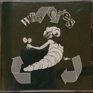 who cares - recycled green maggot on my window CD 1996 runnin' with scissors 10 tracks used mint
