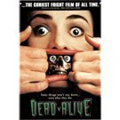 dead alive DVD lions gate 97 minutes unrated used mint