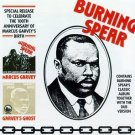burning spear - marcus garvey / garvey's ghost CD mango island 20 tracks used mint