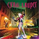 cyndi lauper - a night to remember CD 1989 CBS epic 12 tracks used mint