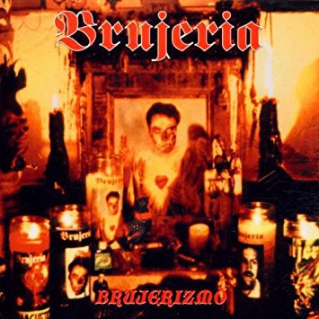 brujeria - brujerizmo CD 2000 roadrunner cool arrow 13 tracks used mint