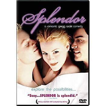 splendor starring kathleen robertson + johnathon schaech DVD 1999 columbia tristar R used mint