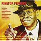 pinetop perkins - ladies man CD M.C. records 12 tracks used mint