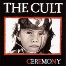 cult - ceremony CD 1991 beggars banquet 11 tracks used mint