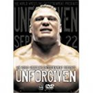 WWE unforgiven 2002 DVD 180 minutes used mint