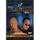 WWF wrestlemania x-seven DVD 2-discs 2001 TV 14 LVD 7 hours used mint