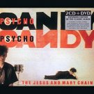 jesus and mary chain - psychocandy CD 2-CDs + DVD 2011 rhino edsel used mint