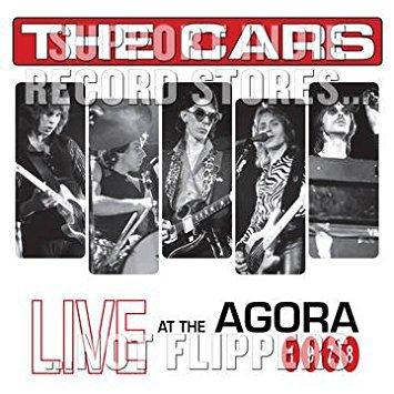 cars - live at agora 1978 2xLP RSD 2017 elektra new