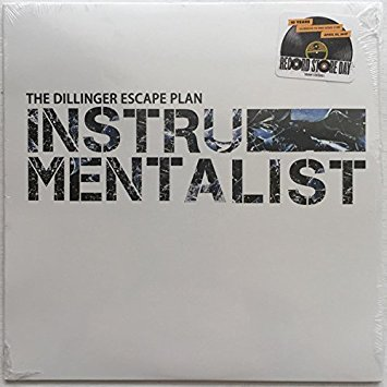 "dillinger escape plan - instrumentalist 7"" vinyl single 2 tracks RSD 2017 new"