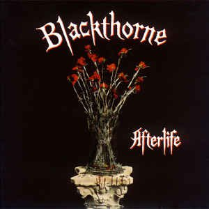 blackthorne - afterlife CD 1993 CMC international 10 tracks used mint