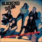 blackeyed susan - electric rattlebone CD 1991 mercury polygram 13 tracks used mint