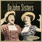 dejohn sisters - complete CD 2000 sony collectables 28 tracks used mint