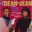 dean and jean - best of dean and jean CD 1997 marginal 23 tracks used mint