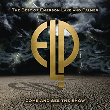 best of emerson lake & palmer - come and see the show CD 2008 shout factory 14 tracks used