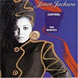 janet jackson - control the remixes CD 1986 A&M 1987 polygram 8 tracks used mint
