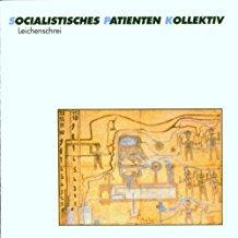 Socialistisches Patienten Kollektiv - Leichenschrei CD 1992 side effects grey area used mint