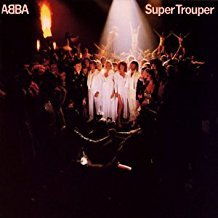 abba - super trooper CD 1980 polar polydor 10 tracks used mint
