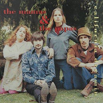 mamas & papas - california dreamin' CD 1994 MCA 10 tracks used mint