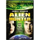 alien hunter - james spader DVD 2003 columbia 92 minutes used mint