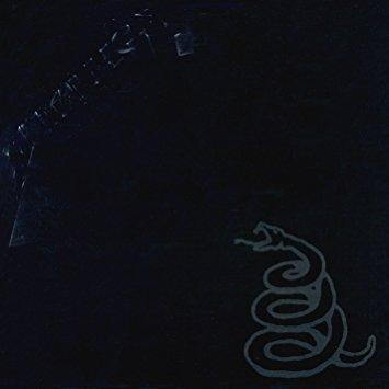metallica - metallica CD 1991 elektra 12 tracks used mint