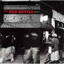 red devils - king king CD 1992 def american 12 tracks used mint
