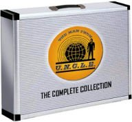 man from U.N.C.L.E. complete series DVD 41-disc set 2008 warner used