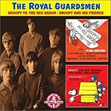 royal guardsmen - snoopy vs. red baron / snoopy and his friends CD 2001 collectables used mint