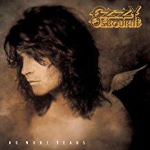 ozzy osbourne - no more tears CD 1991 sony epic 11 tracks used mint